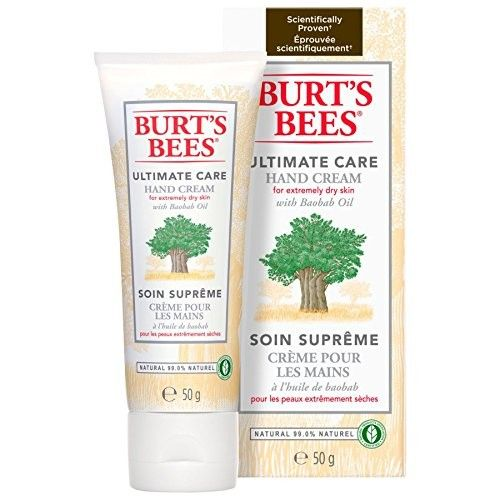 Burt's Bees Ultimate Care Hand Cream 50g - Pack of 6
