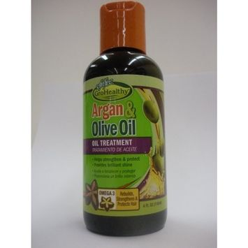 Grohealthy Argan & Olive Oil Oil Treatment