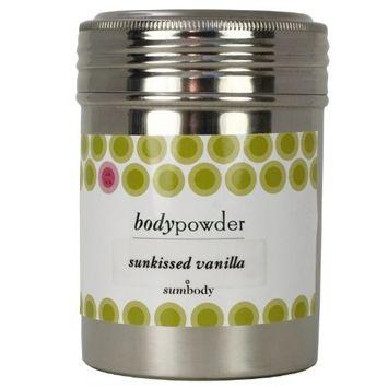 Sumbody Sunkissed Vanilla Body Powder