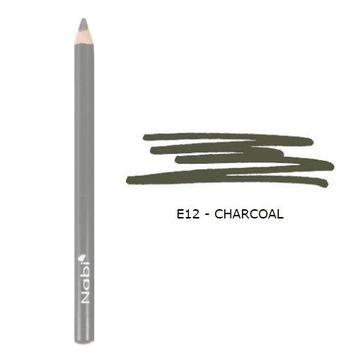 (6 Pack) Nabi Cosmetics Eye Pencil - Charcoal : Beauty