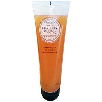 Perlier Honey Miel and Orange Shower Cream 8.4 oz