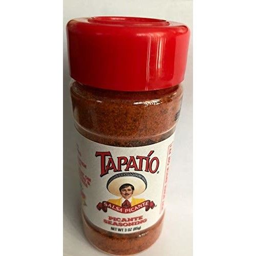 TAPATIO Picante Seasoning 1-3 OZ Shaker Bottle