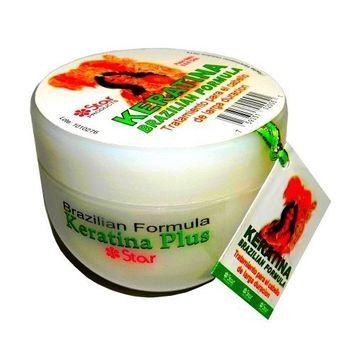 Keratina Plus Brazilian Formula Long Lasting Hair Treatment 9.6 Oz.