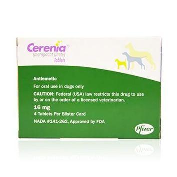 PetCareRx/PetPlus Cerenia [Options : 160mg 4 ct]