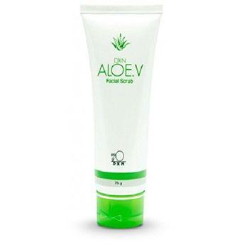 MUST BUY ! 10 Tube DXN Aloe V Facial Scrub ( 75gm Per Tube )