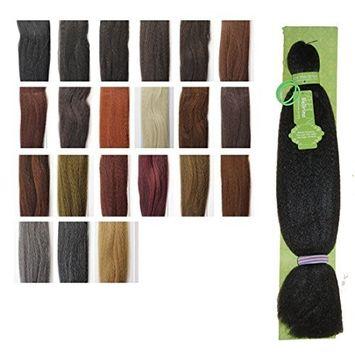 Bellrino Super Jumbo Silky Soft Yaki Braid Synthetic Braiding Hair ,Many Color (1)