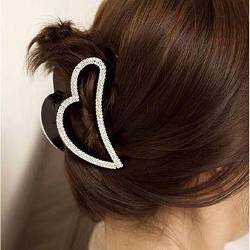 Cfalaicos Women Kid Girl Hair Clip Pin Claw Barrettes Accessories