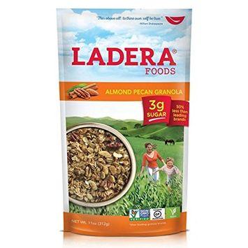 Ladera Foods Granola, Almond Pecan, 11 Oz [Almond Pecan]