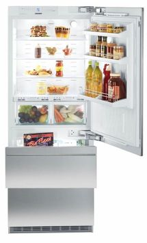 Liebherr HCB1560 30 Fully Integrated Bottom-Freezer Refrigerator