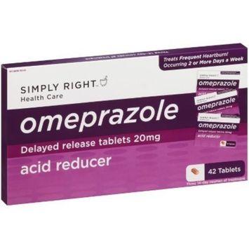 Member's Mark Omeprazole Acid Reducer 3-14 Tablet Cartons for a Total of 42 Tablets