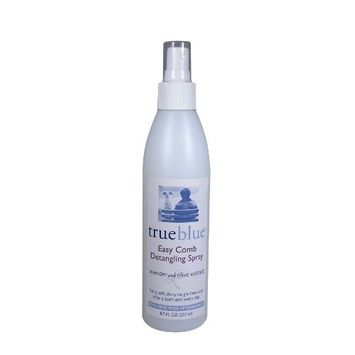 True Blue Easy Comb Detangling Spray, 8.7 Ounce - Packaging May Vary
