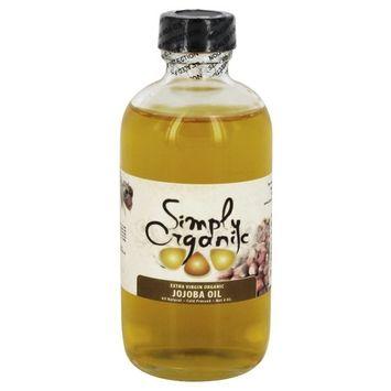 Extra Virgin Organic Jojoba Oil - 4 oz.