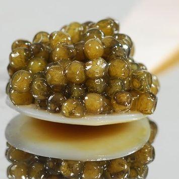 Osetra Golden Imperial Caviar Malossol - 8 oz (230 g)