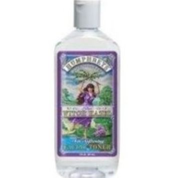 Humphreys Witch Hazel Skin Softening Facial Toner, Lilac 8 oz