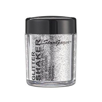 Body Glitter Shaker - Colours Silver