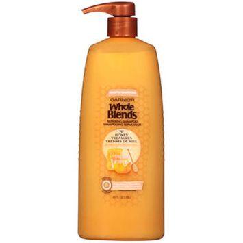 Garnier Whole Blends Honey Treasures Repairing Shampoo, 40 fl. oz.