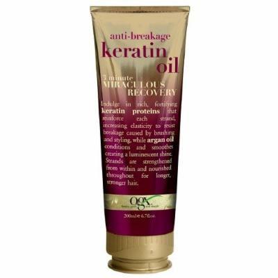 OGX® Anti-Breakage Keratin Oil 3 Minute Miraculous Recovery