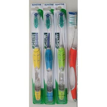 Gum 590 Technique Complete Care Toothbrush - Full - Soft (3 Pack)