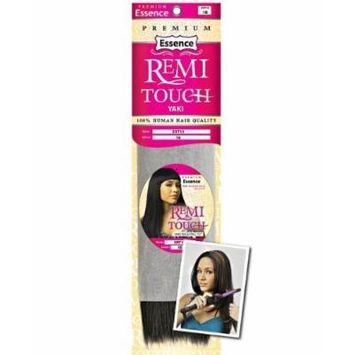 Remi Touch, 100% Human Hair Quality Yaki Weaving, 18