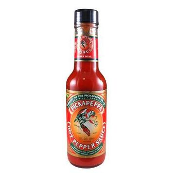 Pickapeppa Red Hot Sauce 5oz (Pack of 3)