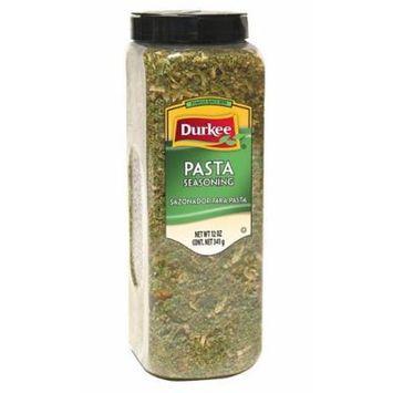 Durkee Pasta Seasoning 12oz Container (Pack of 1) Select Flavor Below (Original)
