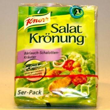 Knorr® Salat Krönung wild garlic-shallot-herbs