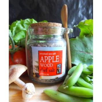 Applewood Smoked Gourmet Sea Salt- Best Seller!