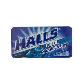 HALLS Mentolipus Blister Candy