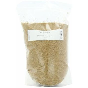 Whole Spice Mustard Seed Yellow Whole, 5 Pound