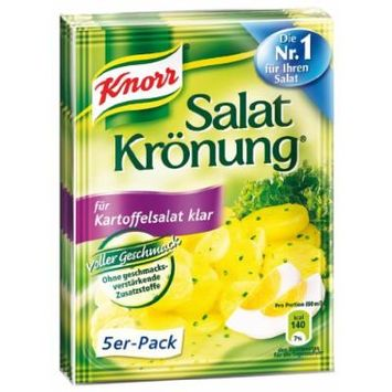 Knorr® Salad Coronation Potato Clear