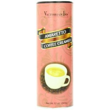 Victorian Inn Creamer, Amaretto, 12 Ounce (Pack of 6)