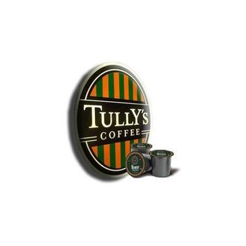 Tully's French Roast K Cups