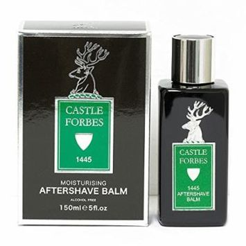 Castle Forbes 1445 for Men Aftershave Balm 5 Ounce / 150 Milliliter