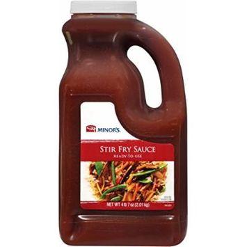 Minor's Sauce, Stir Fry, 71 oz