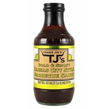 Trader Joe's Bold & Smoky Kansas City Style Barbecue Sauce