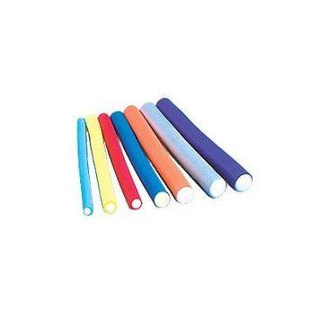 Annie Flexible Twist-flex Hair Roller Rods, 3/8