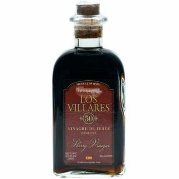 Sherry Wine Vinegar - 50 Year (Vinagre de Jerez Reserva) - 1 bottle - 8.33 fl oz