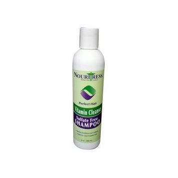 Nouritress Perfect Hair Vitamin Cleanse Sulfate Free Shampoo