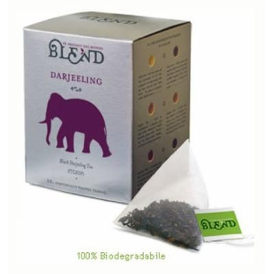 Darjeeling Tea, 15-Count Individually Wrapped Pyramid Tea Bags