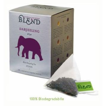 Darjeeling Tea, 15-Count Individually Wrapped Pyramid Tea Bags