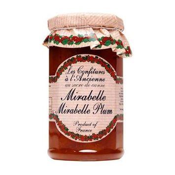 Les Confitures a l'Ancienne Mirabelle Plum Jam (9 ounce)