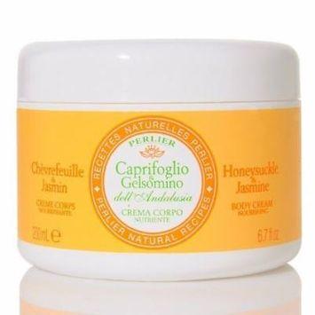 Perlier Caprifoglio & Gelsomino Honeysuckle & Jasmine Nourishing Body Cream, 6.7 Oz.