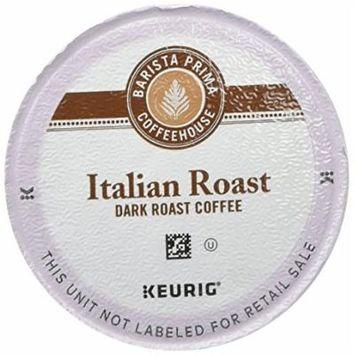 Barista Prima Coffeehouse Dark Roast Extra Bold K-Cup for Keurig Brewers, Italian Roast Coffee (Pack of 48)