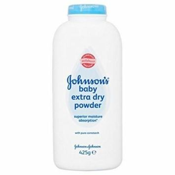 Johnson's® Extra Dry Baby Powder