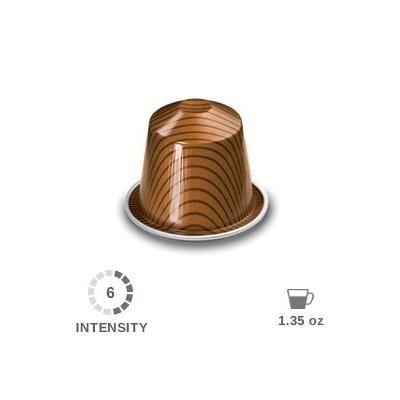 Nespresso OriginalLine: Caramelito, 50 Count