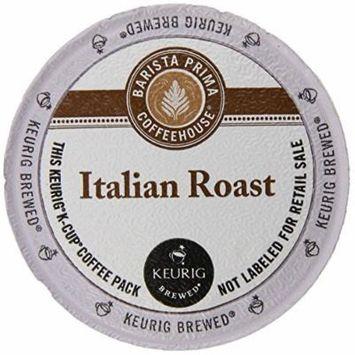Barista Prima Dark Roast Extra Bold Coffee K-Cup, Italian Roast, 96 Count