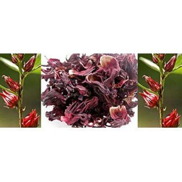 Dried Hibiscus Flowers Flor De Jamaica 8 Oz. Make Delicious Hibiscus Tea