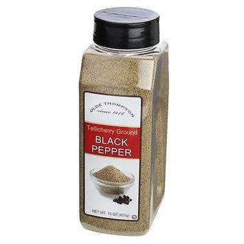 Olde Thompson Tellicherry Ground Black Pepper (15 oz shaker)
