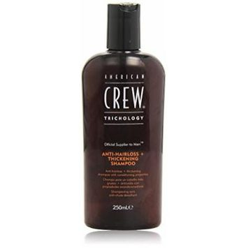 American Crew Anti Hair Loss Thickening Shampoo 8.5 oz