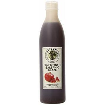 Mussini Balsamic Glaze, Pomegranate, 16.9 Ounce
